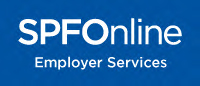 SPFOnline Employer Services