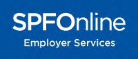 SPFOnline Employer Services